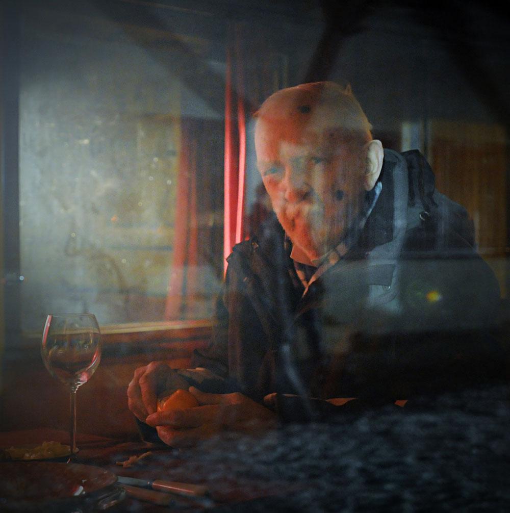 Bogusław Schaeffer, fot. Eugeniusz Helbert / Forum