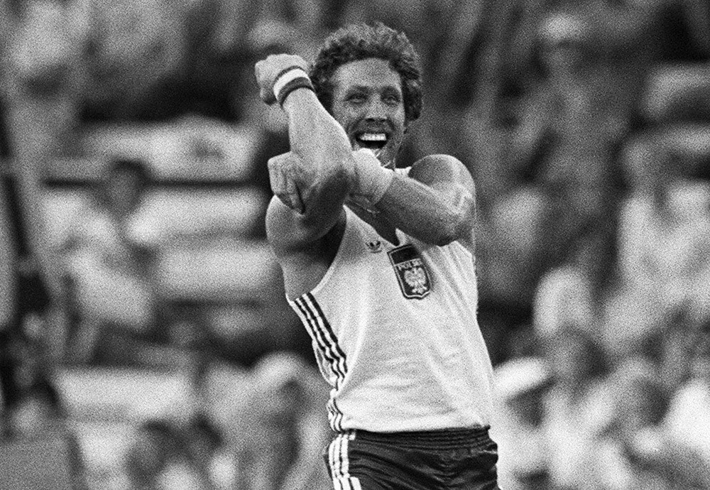 Władysław Kozakiewicz at the Olympic Games, Moscow 1980, photo: AFP/East News