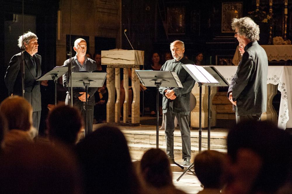 Ensemble Organum, fot. Mirosław Chudy / materiały promocyjne