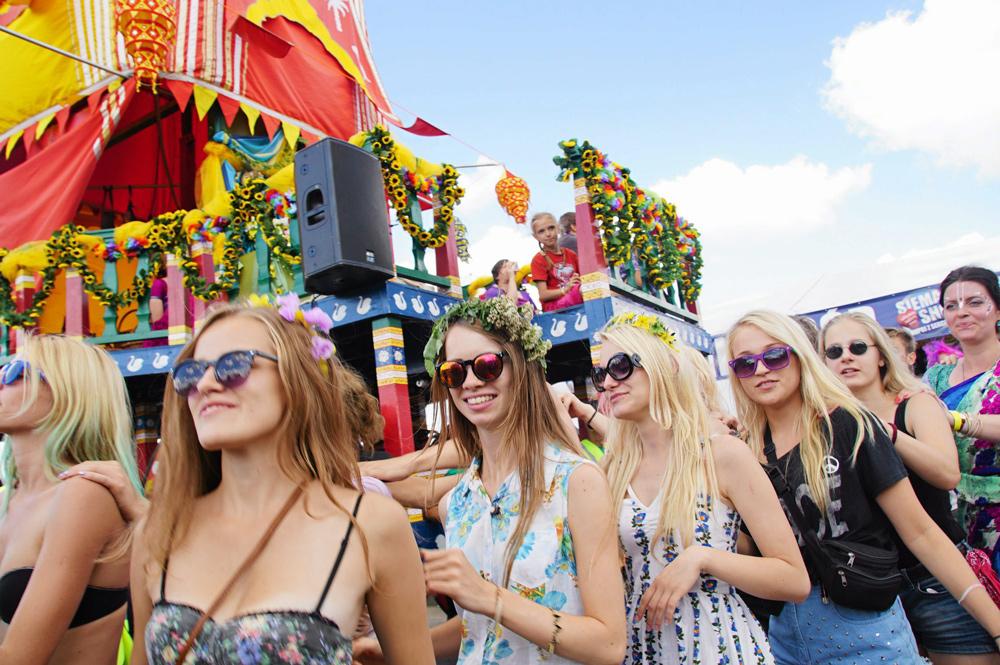 Przystanek Woodstock in 2014, photo: Anna Krasko, Agencja Gazeta