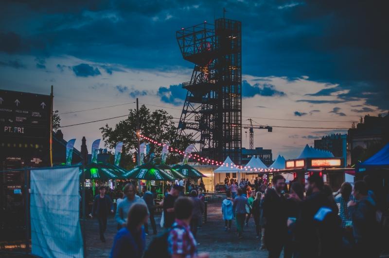 IX Festival Tauron Nowa Muzyka. Photo: Radosław Kaźmierczak