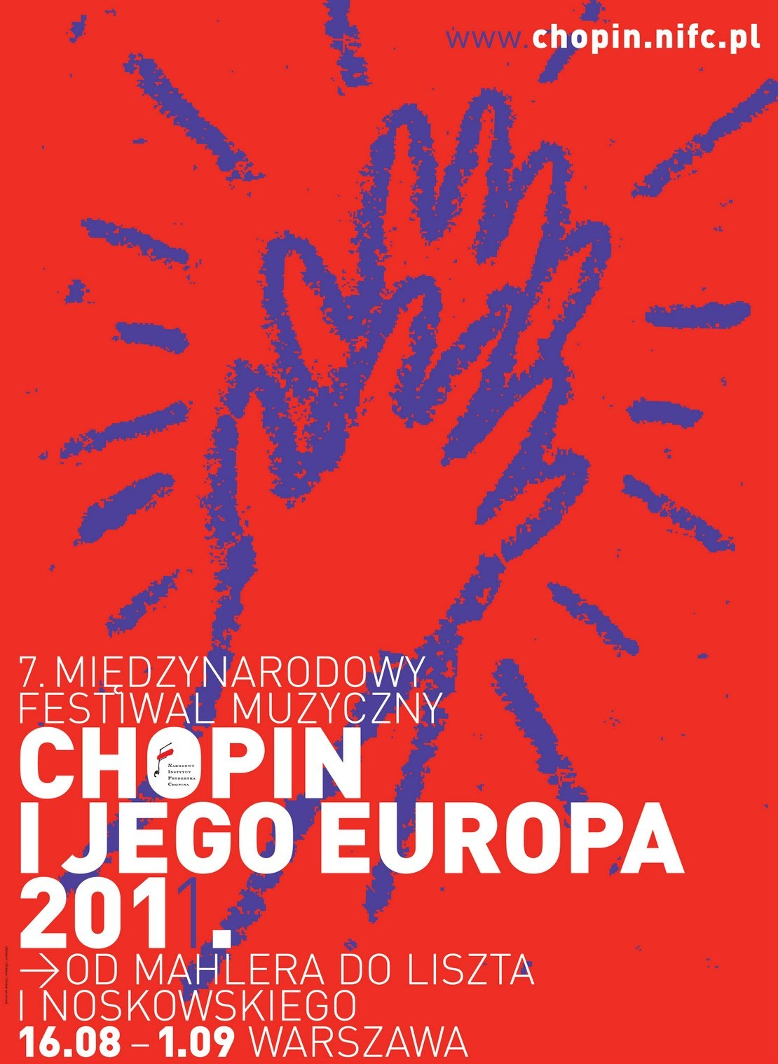 """Seventh International Music Festival """"Chopin And His Europe"""""""