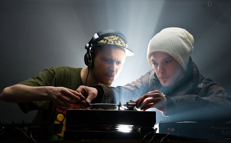 Radikal Guru, promotional photo