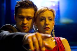 Agata Wątróbska i Maciej Zakościelny; photo: Tadeusz Łomnicki Theatre in Wola