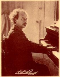Ignacy Jan Paderewski, courtesy of polmic.pl