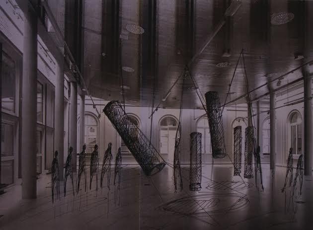 "Instalacja ""The Caliban's Voices"", Pietro Floridia/ materiały organizatorów"
