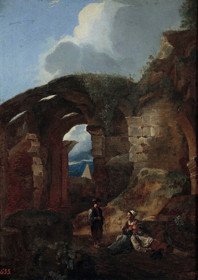 Rembrandt I Inni Z Kolekcji Króla Stanisława Augusta