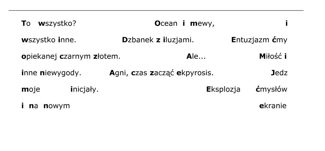"""""""Ars poetica"""" - Zenon Fajfer, fot. http://www.techsty.art.pl"""