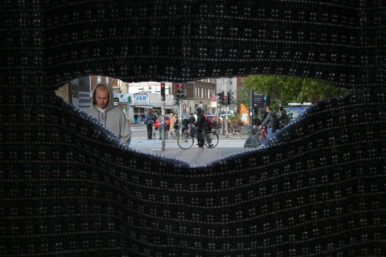 """Małgorzata Markiewicz, """"Ukryte"""", seria zdjęć z Norrebro w Kopenhadze, fot. dzięki uprzejmości artystki"""