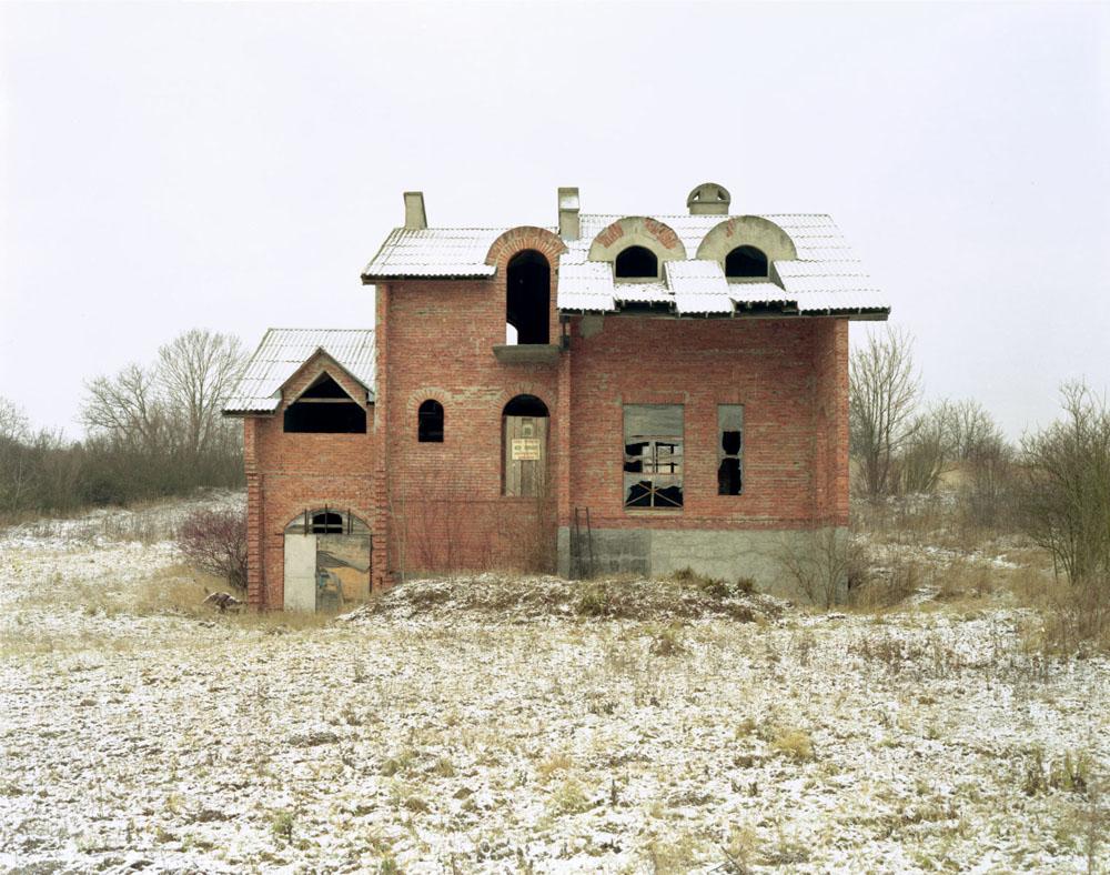"""""""Nieskończone domy"""", 2005, fot. Konrad Pustoła"""