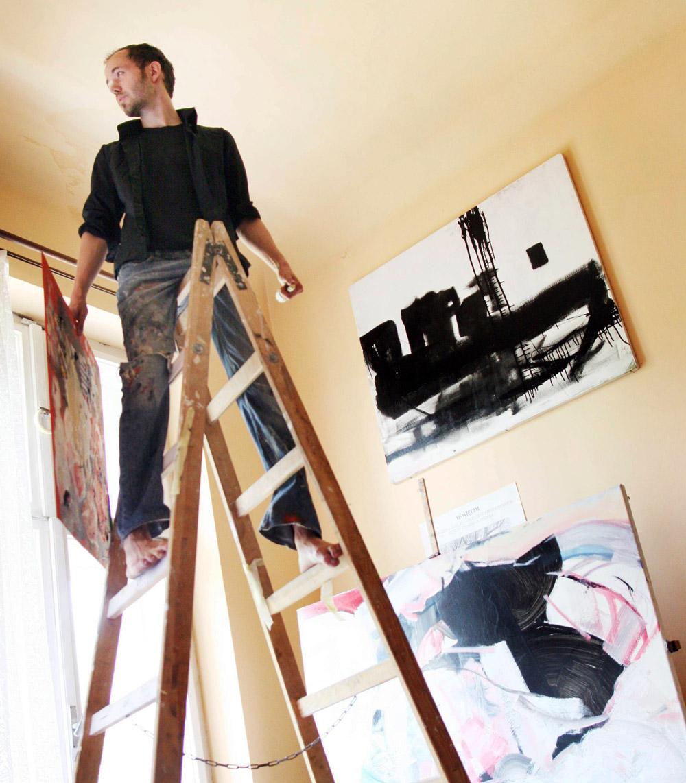 Norman Leto, fot. Adam Golec / Agencja Gazeta