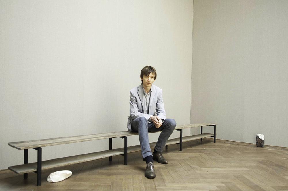 Adam Szymczyk, fot. AS Emanuela De Santis / Anzenberger