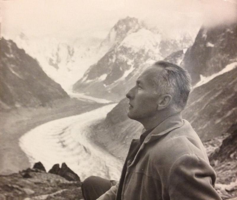 Юлиуш Жулавский, фото из личного архива семьи художника