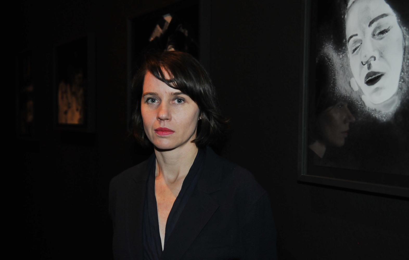 Aneta Grzeszykowska, fot. Marek Krzyzanek / Medium