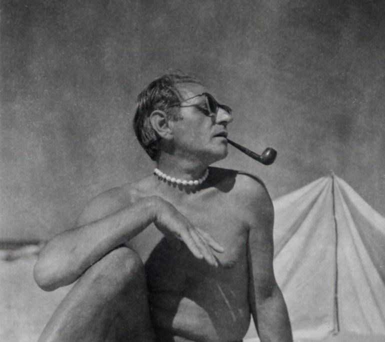 Bronisław Wojciech Linke, ok. 1960, fot. Muzeum Literatury  / East News
