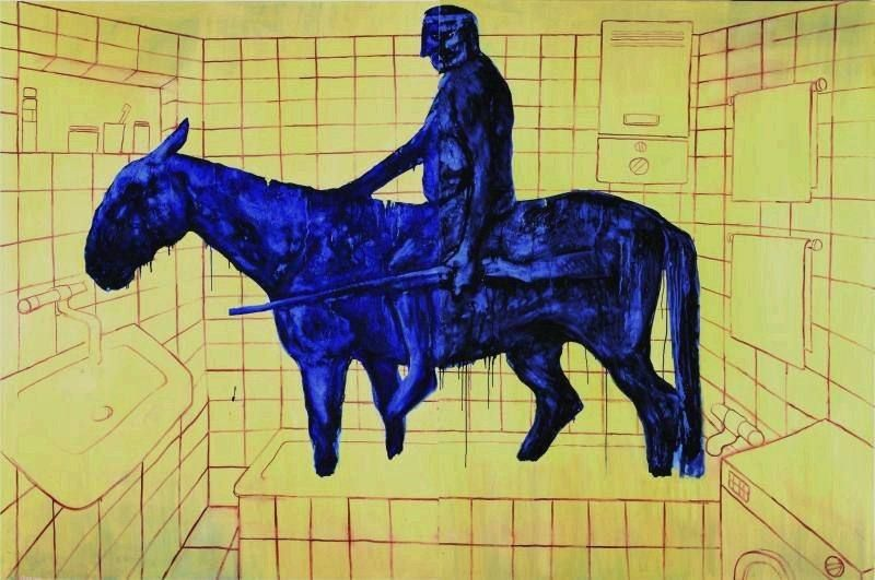 """Jacek Sroka, """"Geronimo"""", 2007, fot. dzięki uprzejmości artysty"""