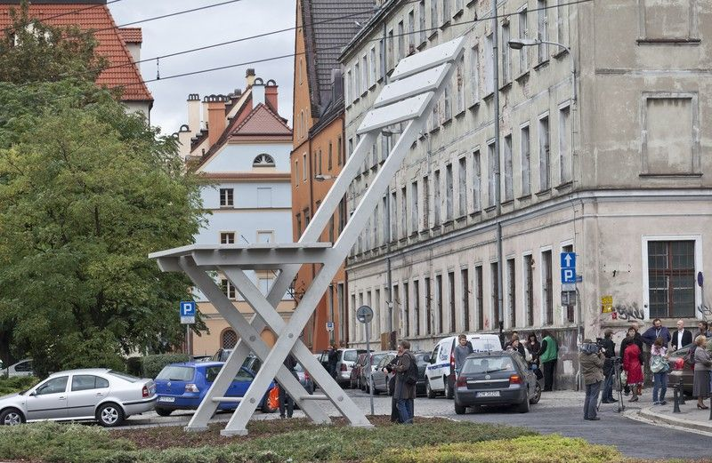 "Tadeusz Kantor, ""Chair"", opening: 8 September 2011, Wrocław, photo Leszek Kotarba/ East News"