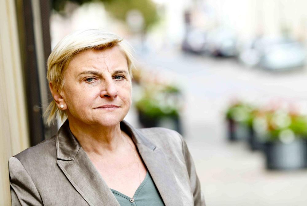 Agnieszka Morawińska, fot. Krzysztof Kuczyk / Forum