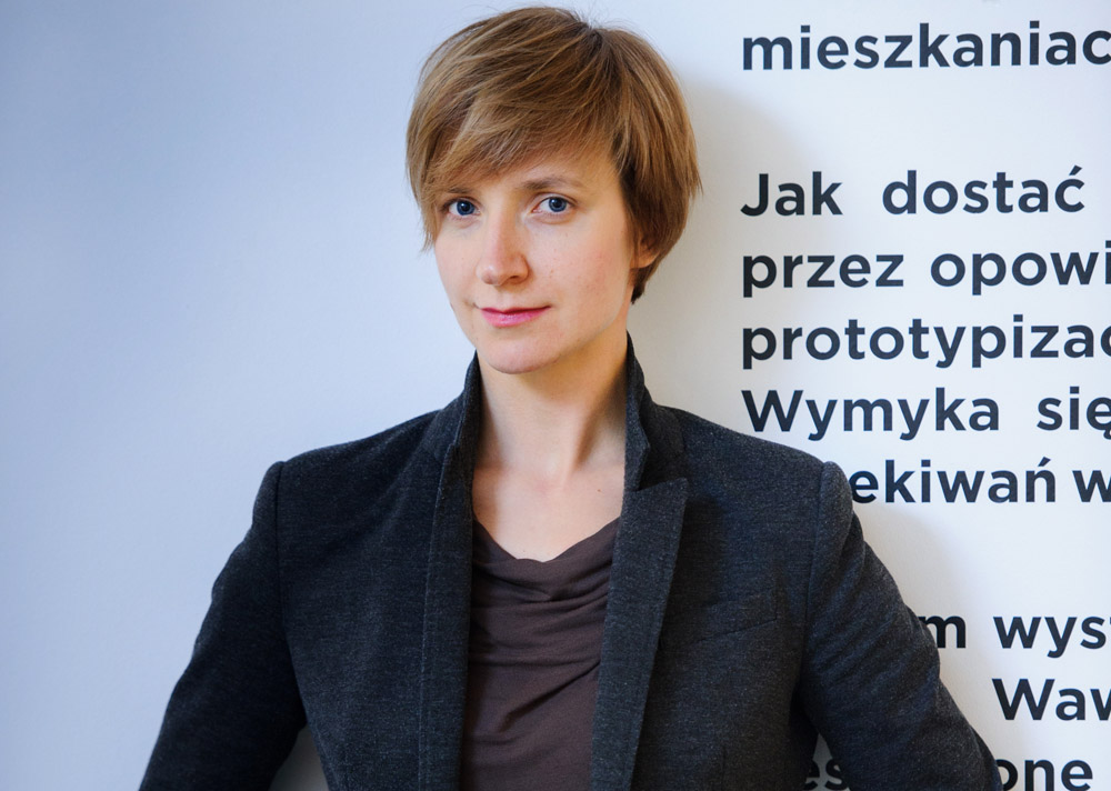 Ewa Łączyńska-Widz, fot. Paweł Topolski