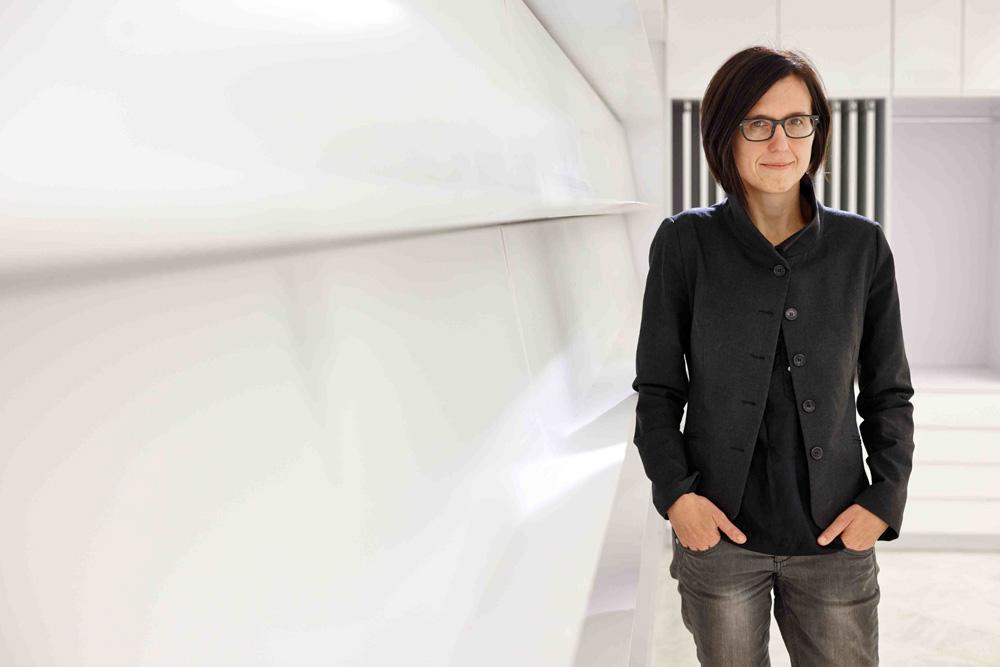 Hanna Wroblewska, fot. Mariusz Szacho / Forum