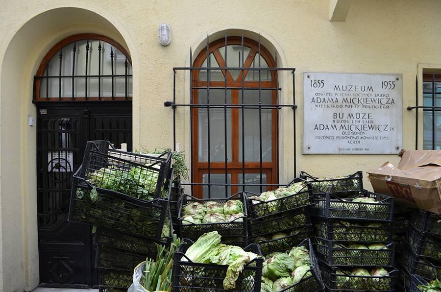 Muzeum Adama Mickiewicza w Tarlabasi w Stambule, które w październiku 2014 zamieni się w siedzibę Migrującego Uniwersytetu Mickiewicza, fot Justyna Chmielewska