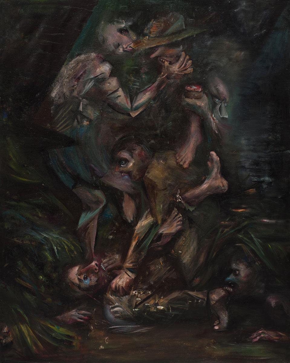 """Paweł Śliwiński, """"Large Biters"""", 2011, fot. dzięki uprzejmości artysty"""