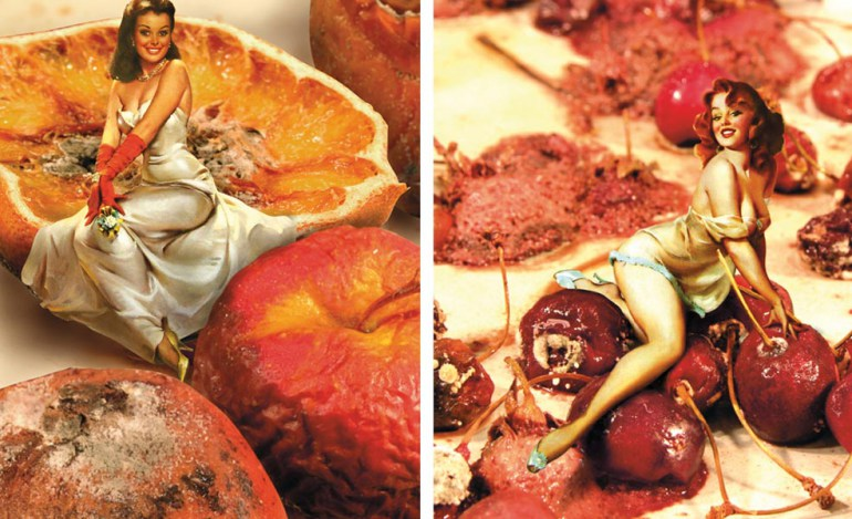 Andrzej Wasilewski, Pin-Up Fruits, photo: press kit BWA Tarnów