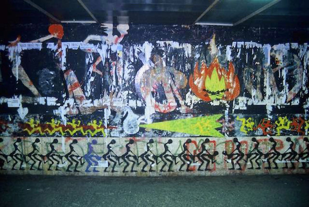 A Brief History Of Polish Street Art From Confrontation To Decoration Article Culture Pl