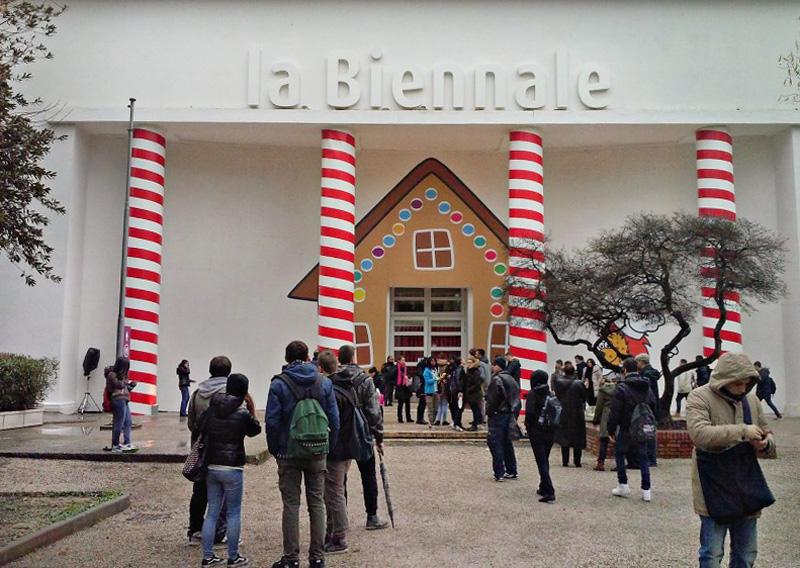 Pawilon Centralny - La Biennale di Venezia, fot. Zachęty - Narodowej Galerii Sztuki