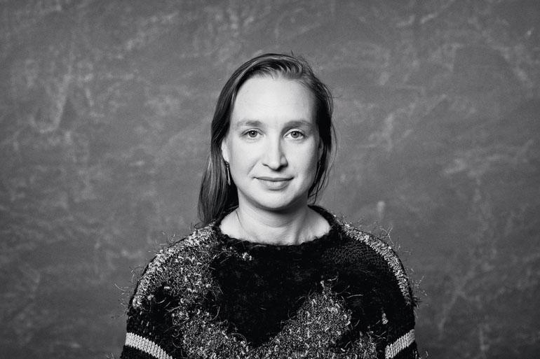 """Alicja Bielawska, fot. Leszek Zych / """"Polityka"""""""