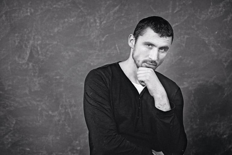 """Daniel Rycharski, fot. Leszek Zych / """"Polityka"""""""