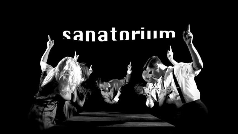 """""""Sanatorium"""", fot. materiały promocyjne Polskiego Teatru Tańca"""