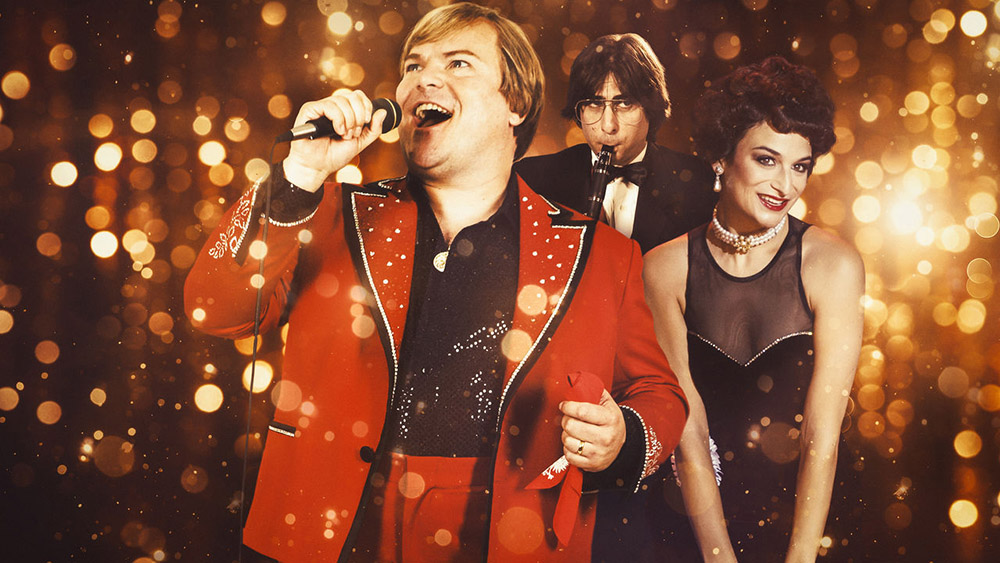 Jack Black in The Polka King directed by Maya Forbes, 2017, photo: Netflix