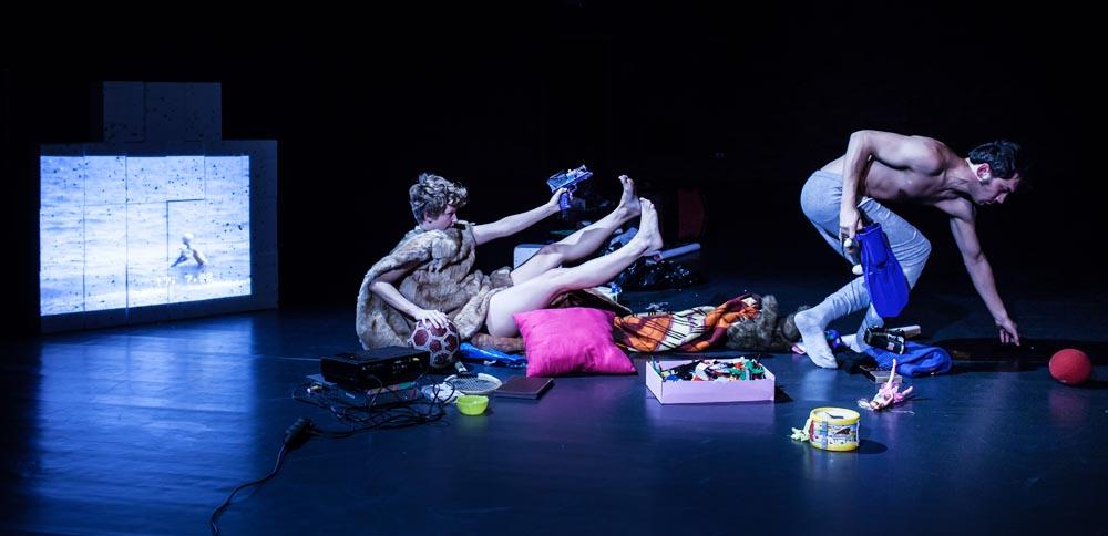 Ciało. Dziecko. Obiekt. Produkcja: Art Stations Foundation by Grażyna Kulczyk foto: Jakub Wittchen