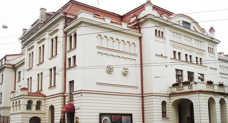 The Lithuanian Russian Dramatic Theatre, photo: Baticroute promotional materials