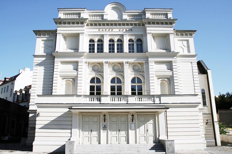 Teatr Polski W Poznaniu Miejsce Culturepl