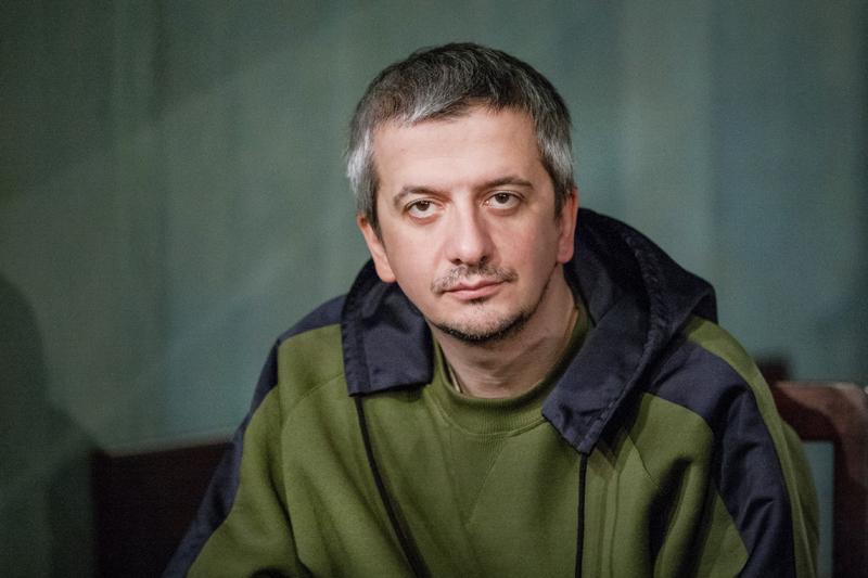 Konstantin Bogomołow, fot. Jan Graczyński / East News