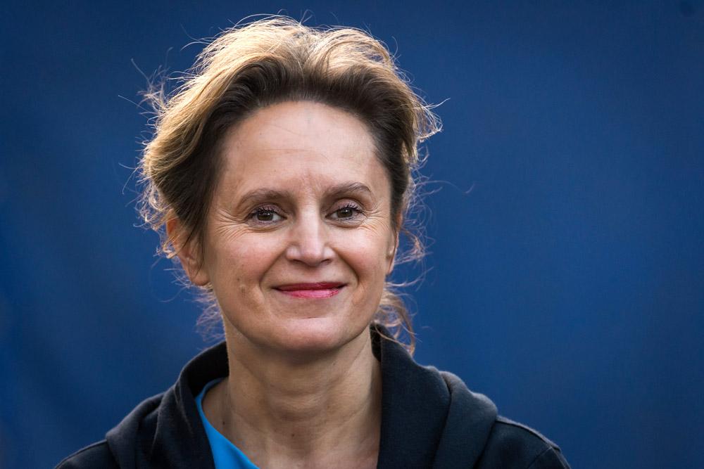 Dorota Buchwald, fot. Tytus Żmijewski/PAP