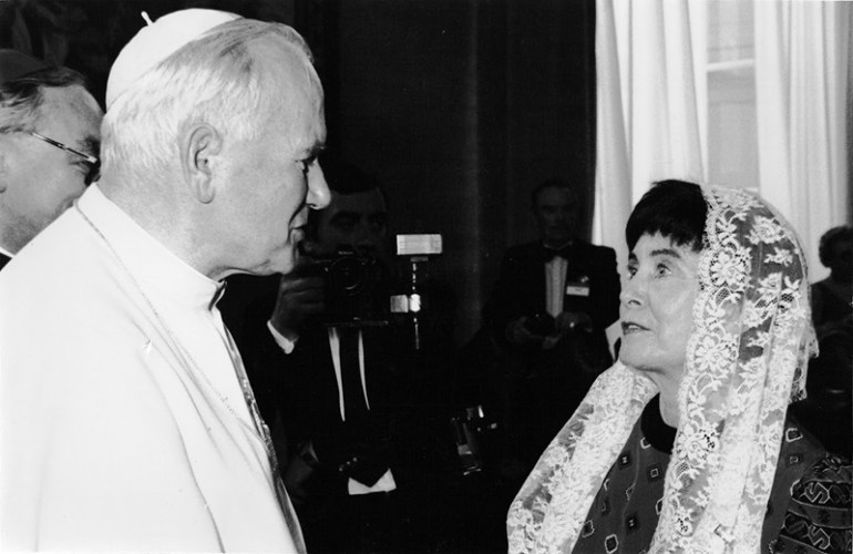Wizyta w Watykanie, fot. Wydawnictwo Credo