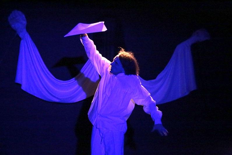 """""""Mały Książę"""", Teatr Arka, fot. materiały promocyjne"""