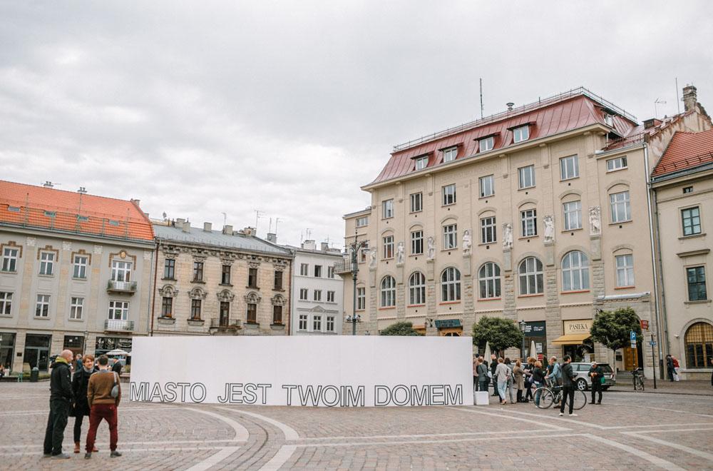 """""""Leave the city//Live the city"""", Jakub Skrzywanek, fot. materiały promocyjne"""