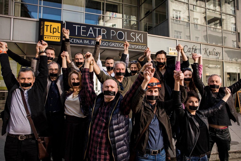 Teatr Polski w podziemiu, fot. materiały promocyjne