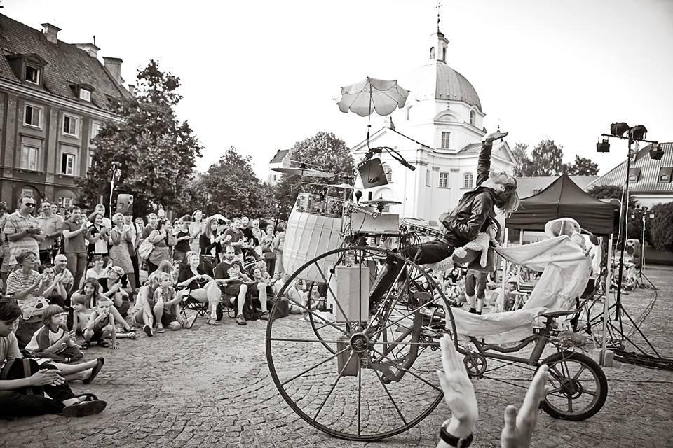 Festiwal Sztuka Ulicy, fot. Katarzyna Chmura-Cegiełkowska