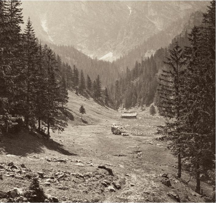 Awit Szubert, Dolina Strążyska, 1980r.