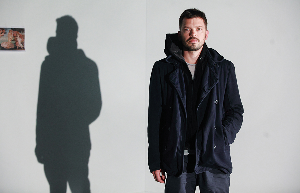 Михал Борчух, фото: Яцек Лаговский / Forum