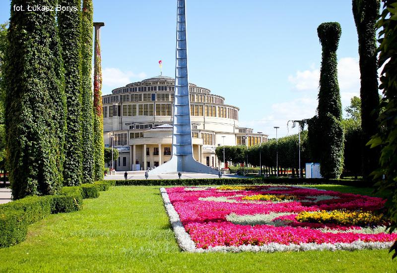 Centennial Hall in Wrocław, Photo by Marek Maruszak/Forum