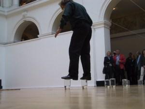 Kroki / Dialog II eca Edynburg 2002
