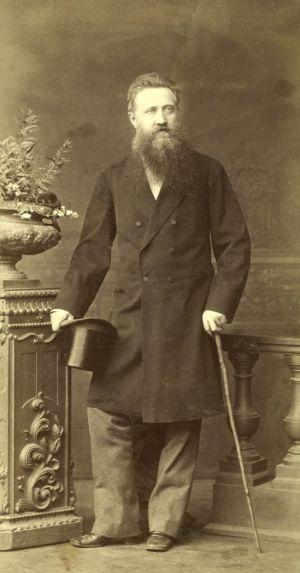 Konrad Brandel, fot. dzięki uprzejmości Muzeum Historycznego m.st. Warszawy