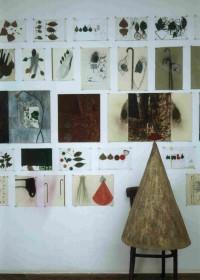 Kodeks nadwiślański - fragment wystawy w Galerii Foksal 2003 fot. Jacek Gładykowski dzięki uprzejmości artysty i Galerii Foksal