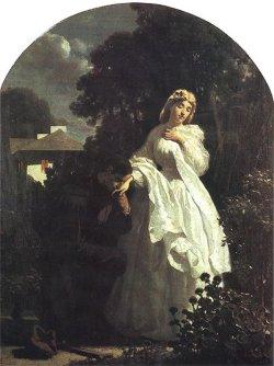Rok 1863; Powitanie Powstańca 1865-66, dyptyk, olej na płótnie dzięki uprzejmości Muzeum Narodowemu w Krakowie